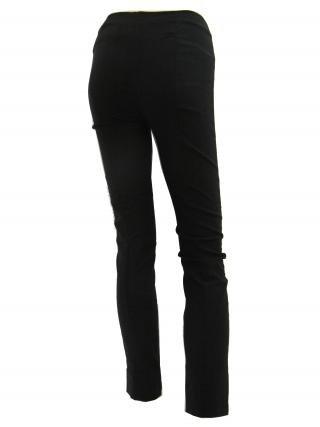 Negro Para Talla Pantalones 44 Stehmann Mujer wBtq7axO