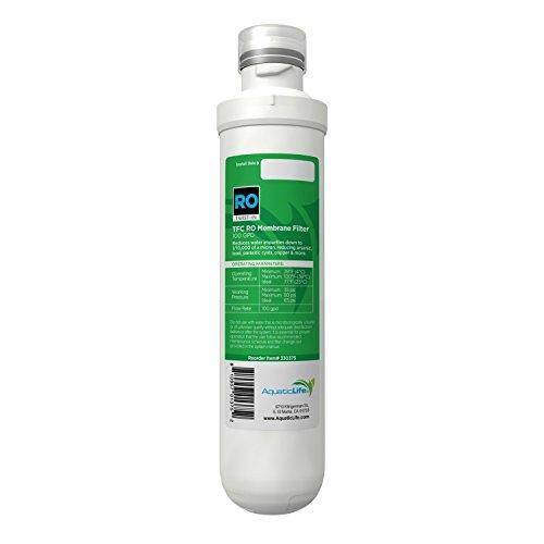 Aquatic Life Twist-In Tfc Ro Membrane 100 GPD Filter (Aquatic Cartridge)
