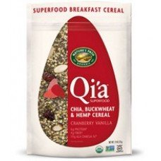 (Nature's Path Qi'a Superfood Cranberry Vanilla Chia, Buckwheat & Hemp Cereal (10x7.94 Oz))