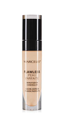 Marcelle Flawless Concealer, Light to Medium, Hypoallergenic and Fragrance-Free, 0.18 fl ()
