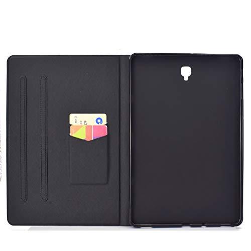 Flip 10 Samsung Sm Motif Housse Sourire Démoniaque Pour Étui Ultra Stent Galaxy Mince Tablet 45 Fonction Motif T835 Cuir 5 t830 Couverture Magnétique Tab Pu Lmfulm® Pouces S4 vA0w4xx
