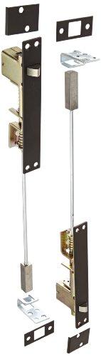 (Rockwood 2842.10B Automatic Flush Bolt Set For Metal Doors, 1