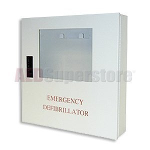 Cabinet Wall Mount w/o Alarm for Defibtech Lifeline AED - DAC-210 by Defibtech, LLC by Defibtech