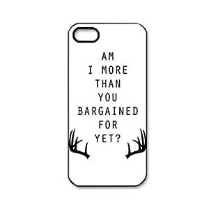Band Fall Out Boy Pattern Plastic Phones Hard Case for iPhone 5/5S