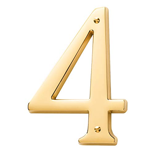 Baldwin Brass House Numbers - 7