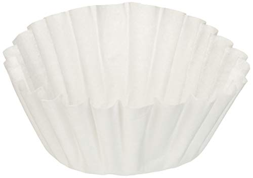 - Melitta 600 Coffee Filters, Basket, Pack of 600, 8-12 Cups, White