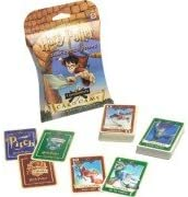 HARRY POTTER y la Piedra filosofal – Quidditch – Juego de Cartas: Amazon.es: Juguetes y juegos