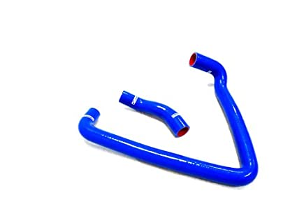 OBX Pure Silicon Radiator Hose 90-96 Nissan 300ZX Twin Turbo Blue