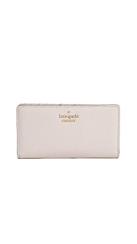 Kate Spade New York Women's Jackson Street Stacy Wallet, Bone Grey, One Size by Kate Spade New York