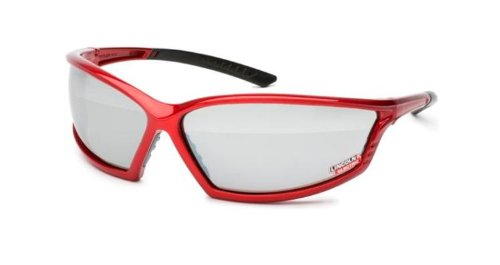 Lincoln Electric I-Beam Red Outdoor Safety Glasses