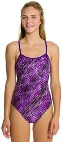 Nike Swim Female Epic Lights Modern Cut-Out Tank