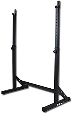 Gymano Bolt Squat Rack 7 0 Adjustable Gym Fitness Rack Stands Bench Press Rack Rated To 180 Kg