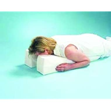 Face Down Pillow - 17  x 14  x 6  > 2 1/2 , Small - 1 Each