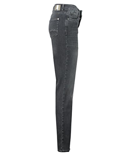 Angela Grey Dark Droite Jean Jambe Coupe Gris D918 Used MAC Straight Femme Authentic FndgW5F8z
