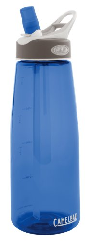 CamelBak BPA-Free Better Bottle with Bite Valve,Blue,1 Liter