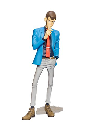 "Banpresto 49897 Master Stars Piece 9.5"" Lupin The Third Action Figure"