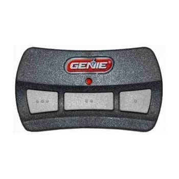 Genie 3 button remote with intellicode security technology controls geniewayne dalton intellicode gitr 3 remote replaces git 1 git 2 git 3 fandeluxe Image collections
