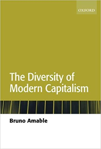 Book The Diversity of Modern Capitalism – February 12, 2004