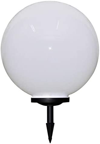 Nyyi Wegeleuchten 2 Stk. LED 50 cm mit Erdspieß
