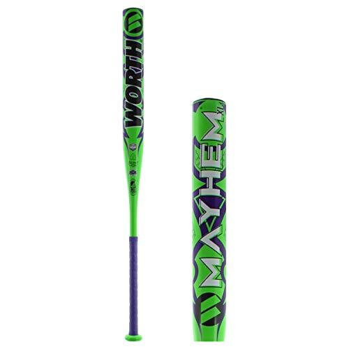 - Worth Sports Mayhem XL WHEMMU-3-27 Softball Comp Bat 34x27