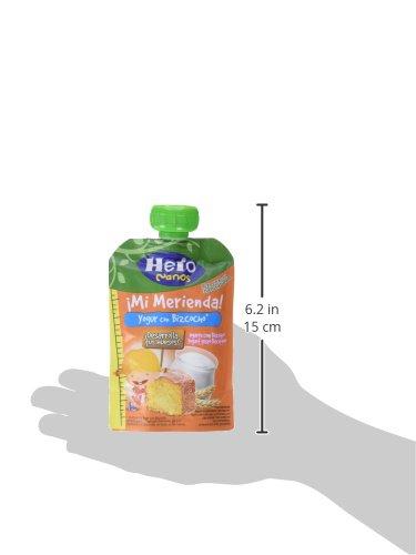 100 g Desayuno Yogur Con Bizcocho - [Pack de 18]: Amazon.es: Alimentación y bebidas