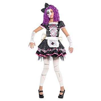 (Damaged Doll Child Costume -)