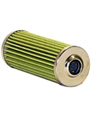 Wix 33263 Cartridge Metal Canister Fuel Filter, Pack of 1