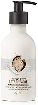 Loção Desodorante Hidratante Leite De Baobá 250ml