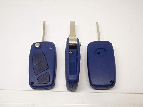 IDEA DOBL/ò GRANDE PUNTO CONTROL REMOTO DE 3 TECLAS NEGRAS: modelos surtidos para PANDA DUCATO FIAT SHIELD KEY CUBIERTA