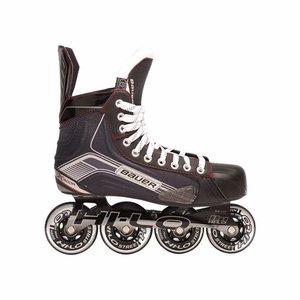 Bauer 1047268 Senior Vapor X300R Roller Hockey Skate, Black, Size 7 by Bauer