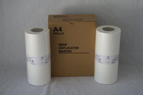 Riso Compatible Masters Z Type 30 A4-L for Risograph (2 rolls per box) S-4250