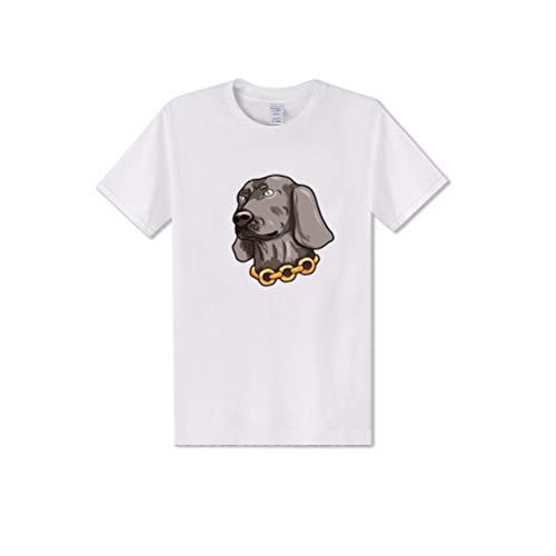 Funny Men's Tee Shirt Dog Tshirt Camisetas Family Oversize T-Shirt for Men Short Sleeved Discount Branded Top Apparel