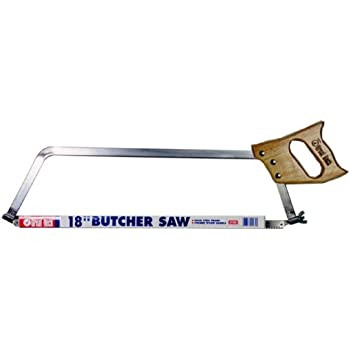 GreatNeck BUS18 Butcher Saw, 18 Inch