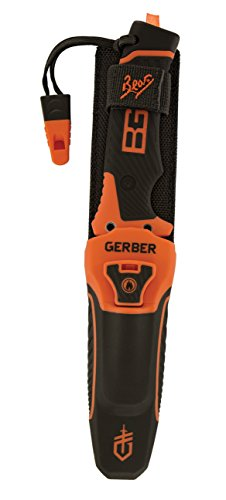 Gerber Bear Grylls Ultimate Pro Knife, Fine Edge [31 001901]