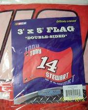 Tony stewart flag 14