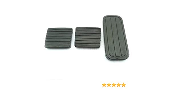 for Manual Transmission Mercedes Sports Pedal Cover Brake or Clutch