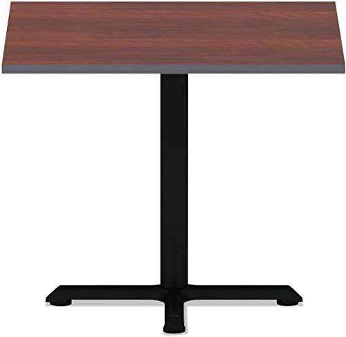 ALERA - Reversible Laminate Table Top, Square, 35 1/2 X 35 1/2, Medium Cherry/mahogany ( ALETTSQ36CM ) ( TTSQ36CM ) by Alera