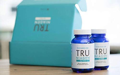TRU NIAGEN - Increased 300mg | Nicotinamide Riboside NR | Advanced NAD+ Booster for Next-Level Cellular Repair & Increased Energy | Vitamin B3 by TRU NIAGEN (Image #2)