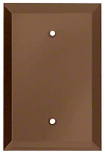 CRL Blank Glass Mirror Plate - Bronze Crl Blank Glass Mirror Plate