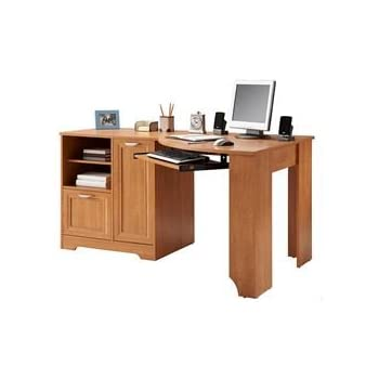 Amazon Com Realspace Magellan Collection Corner Desk