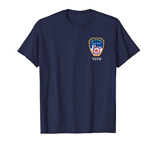 NYFD Fire Department Shirt NY Bravest Fire fighters NYC ()