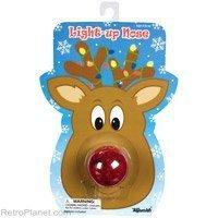 Toysmith B/O Light-Up Nose Toy