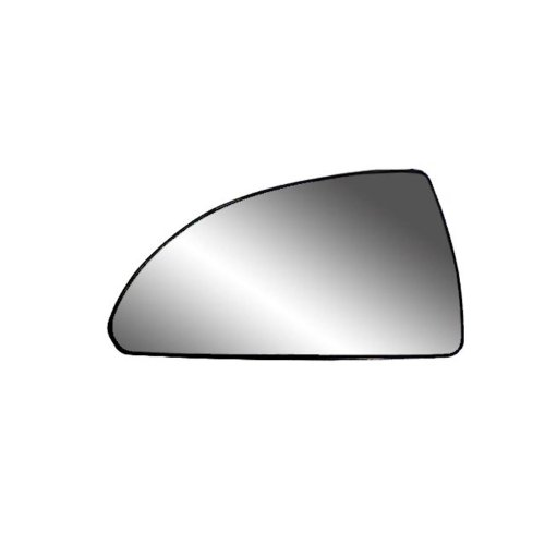 Fit System 88253 Driver Side Non-heated Replacement Mirror Glass with Backing Plate