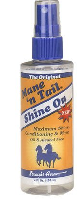 Mane 'n Tail Shine On Spray 4 oz. (Mane N Tail Spray)
