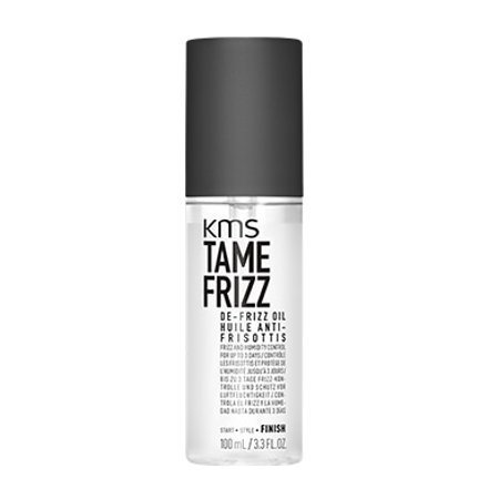 KMS California Tame Frizz De-Frizz Oil 100ml / 3.38oz (New or Old Package Shipped Randomly)