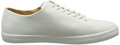 Farah Homme Baskets White Blanc Kiln Vintage 093 APq4AF
