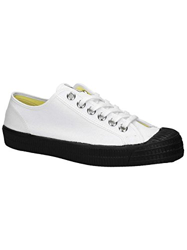 Novesta Herren Sneaker Star Master Color Sole Sneakers White/Black