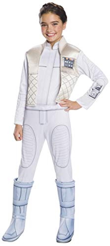 Rubie's Girls Star Wars: Forces Of Destiny Deluxe Princess Leia Organa Costume, Small -