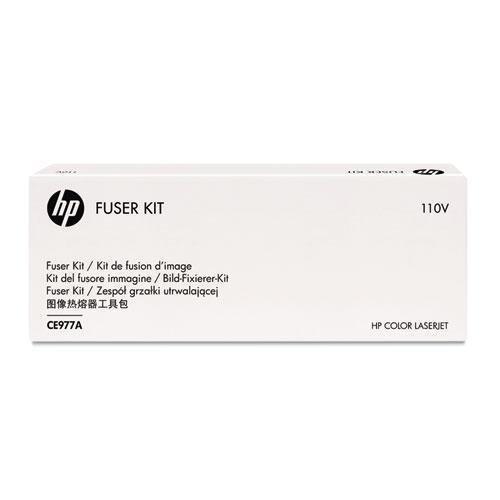 (HP CE977A Fuser Kit 110V for Laserjet CP5525, M750 Printers )