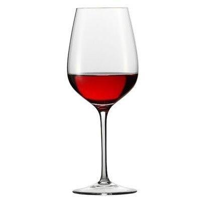 Eisch Breathable Superior Bordeaux Wine Glass 25oz Set Of 6 by Eisch